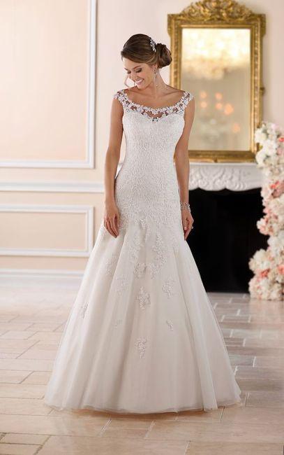 Amor a primera vista: tu vestido 2