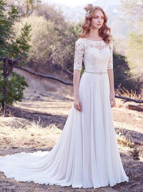 Amor a primera vista: tu vestido 5