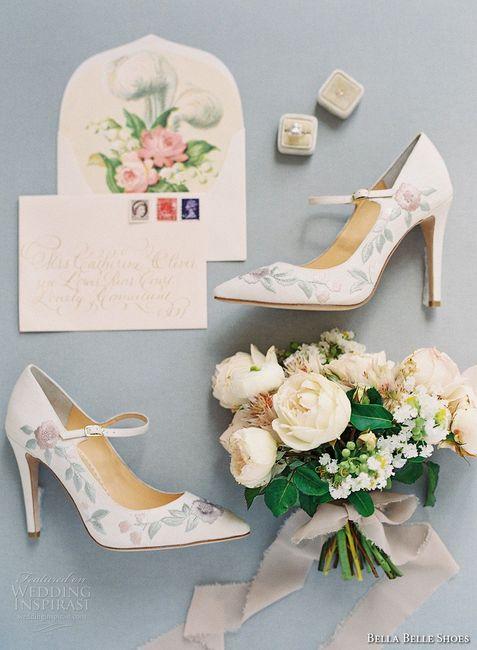 ac5c951f9eb9 ¿Qué zapatos eliges según tu fecha de matrimonio