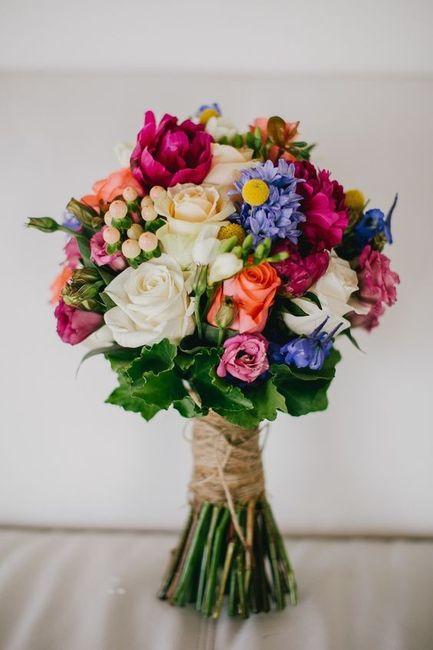 ¿Qué ramo eliges según tu fecha de matrimonio? 4