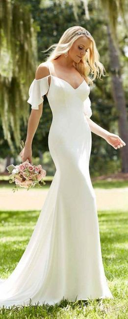 ¿Vestido blanco o de color? 1