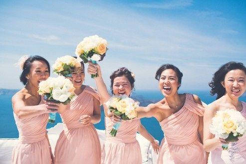 🌍 Matrimonios alrededor del mundo: Santorini (Grecia) 1