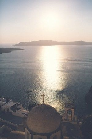 🌍 Matrimonios alrededor del mundo: Santorini (Grecia) 13