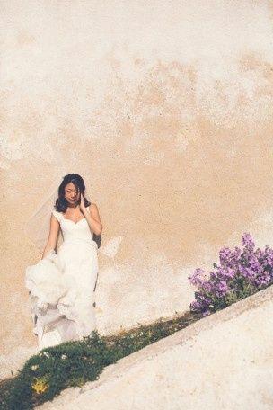 🌍 Matrimonios alrededor del mundo: Santorini (Grecia) 14