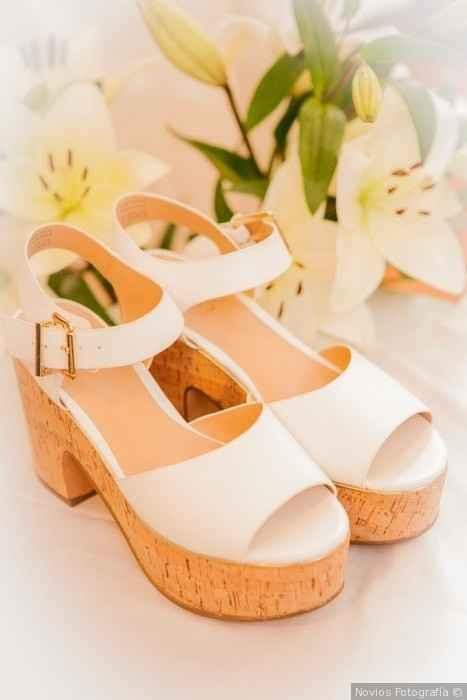 TEST: ¿Qué zapatos de novia deberías elegir? 1