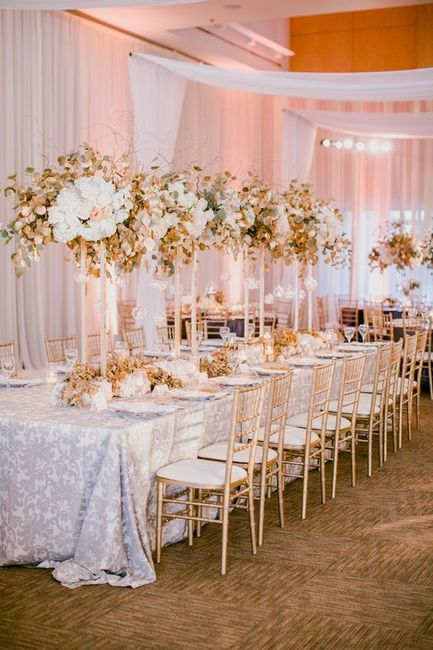 O meu casamento sem limites: esta é a minha decoração! 2