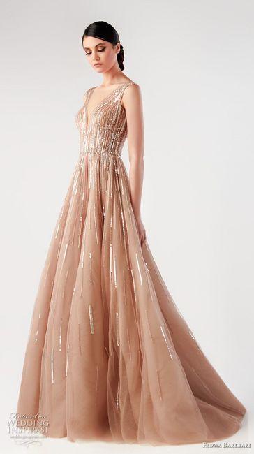 sitio web para descuento múltiples colores diseño de calidad Vestidos color nude: ¿De fiesta o para novias?