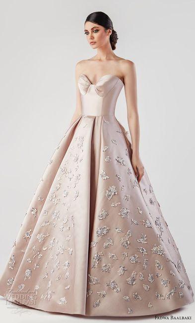 Vestidos de novia en color Ivory - Foro Moda Nupcial