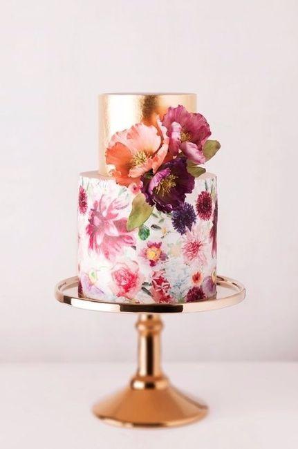 ¡Elige tu torta de novios! 4