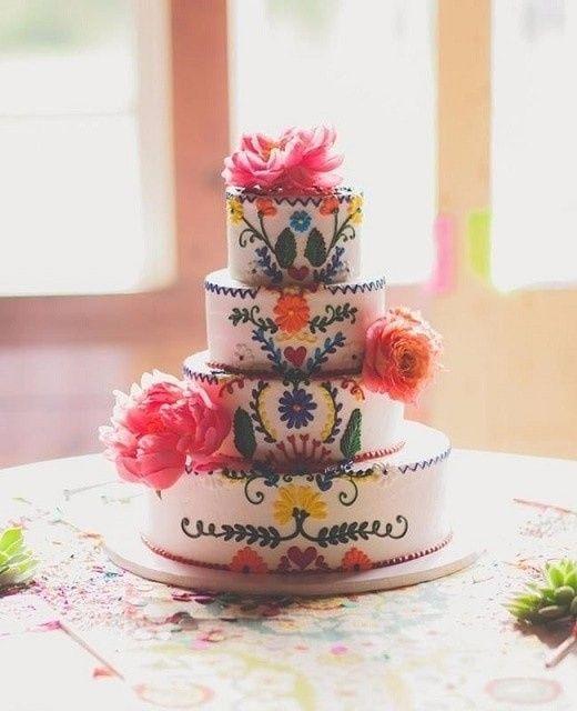 ¡Elige tu torta de novios! 5