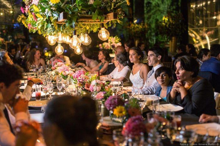 ¿Qué incluirá tu fiesta de matrimonio? 1