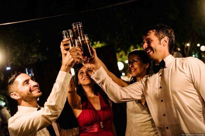 ¿Cómo se portarán tus invitados en la boda? RESULTADOS 1