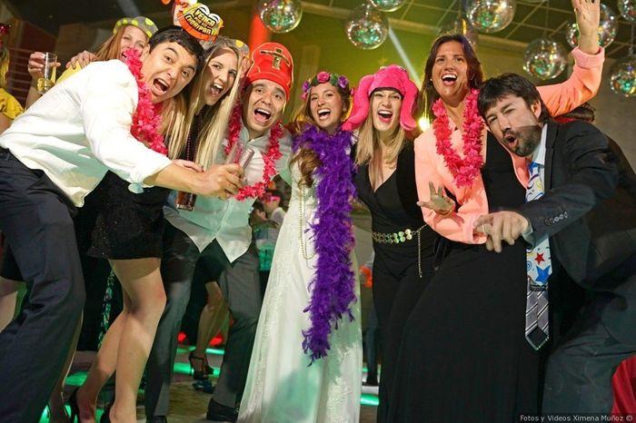 ¿Cómo se portarán tus invitados en la boda? RESULTADOS 2