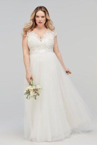 vestidos xl para novias talla grande