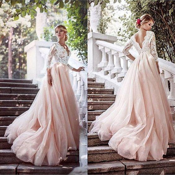 ¡Cuéntame cómo eres y te digo tu vestido ideal! 1