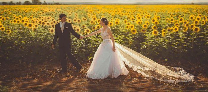 Novios de febrero 2020, ¿dónde se casan? 1
