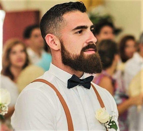 ¿Con barba o afeitado para el matrimonio? 1