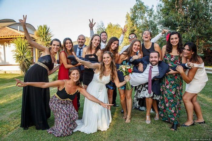 ¿Qué te gustaría que pensaran los invitados el día de tu casamiento? 1