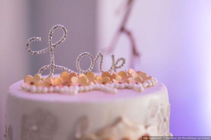 ¡Me 😍 este cake topper! 2