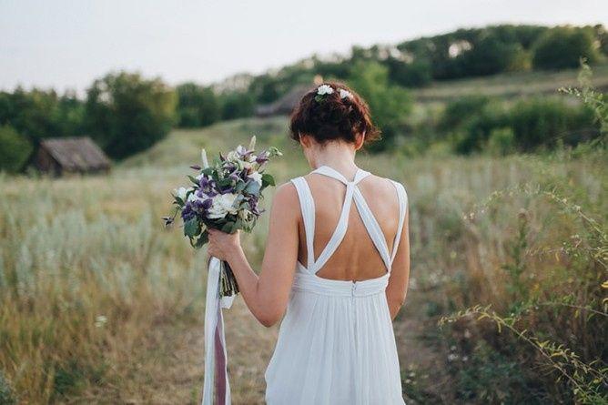 ¿La espalda de tu vestido será romántica? 4