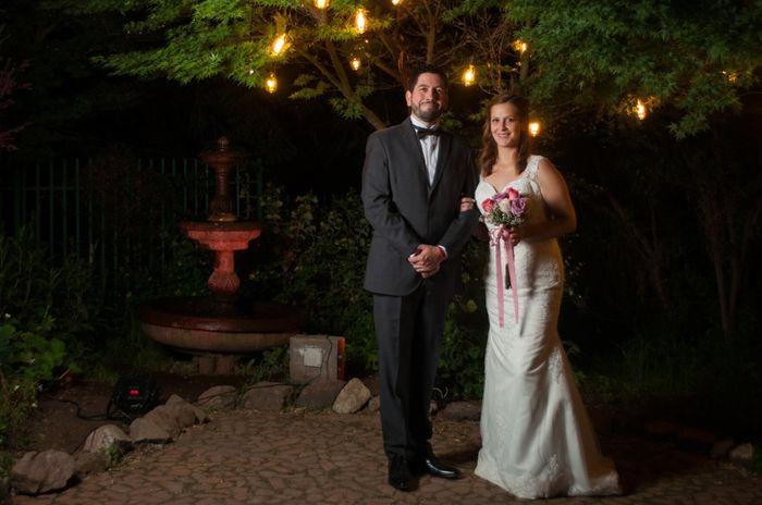 Ganadora de la 51ª edición del sorteo de matrimonios.cl 2