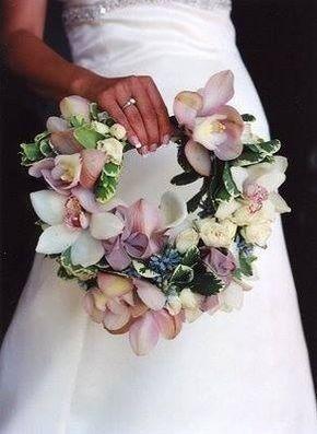 Ramos de novia diferentes 16