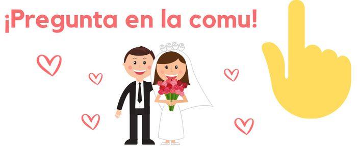 Tu matrimonio en 5 minutos. En sus marcas, listos, ¡FUERA! 🏁 1