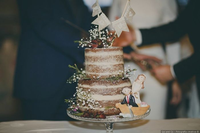 3 tortas: ¿cuál es más de tu estilo? 1