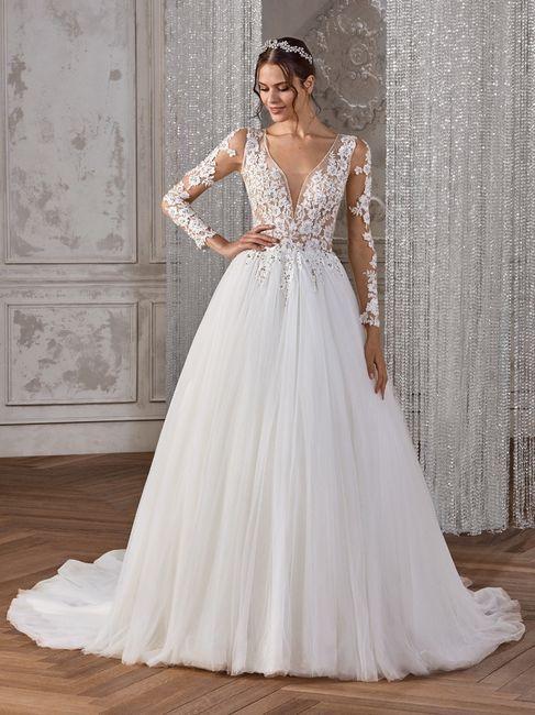 ¿Novia sensual, princesa o sofisticada? - ¡Elige el vestido! 1