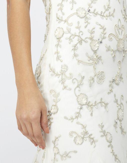 ¡El vestido de mis sueños lo quiero con este detalle! 1