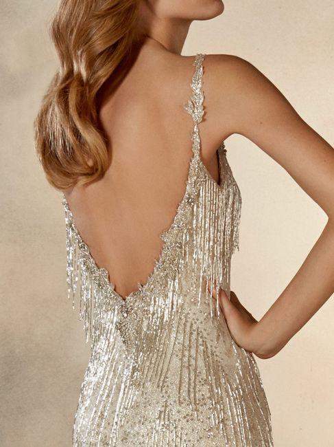 ¡El vestido de mis sueños lo quiero con este detalle! 3