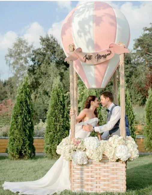Deco romántica: ¡Elige el photocall! 2
