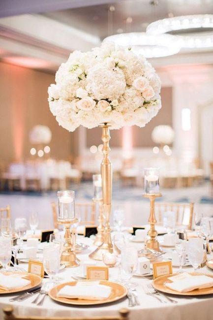 Deco romántica: ¡Elige el centro de mesa! 2