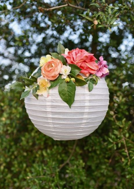 Deco romántica: ¡Elige el adorno colgante! 2