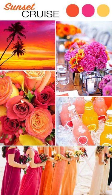 Test: Descubre el color ideal para tu matrimonio - RESULTADOS 1