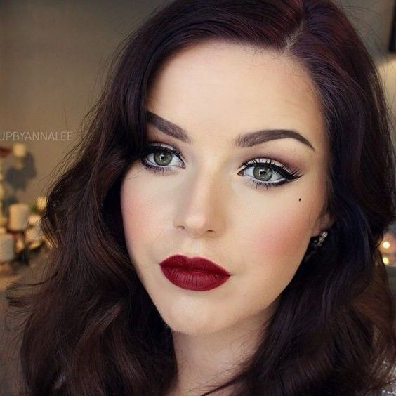 ¿Cuál de estos maquillajes te inspiran más? 3