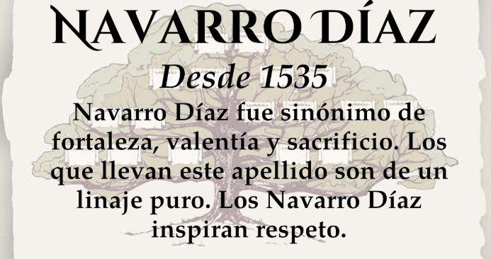 Somos la familia Navarro Díaz 2