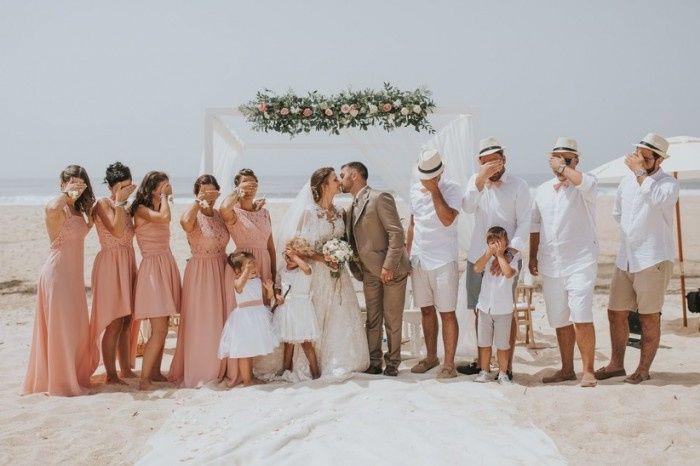 ¿Cuántos invitados tendrán en su matrimonio? 1