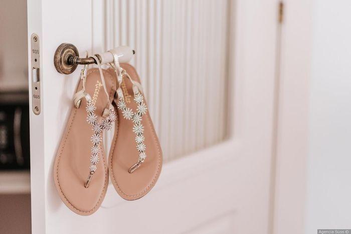 ¿S, M o L? - Los zapatos 1