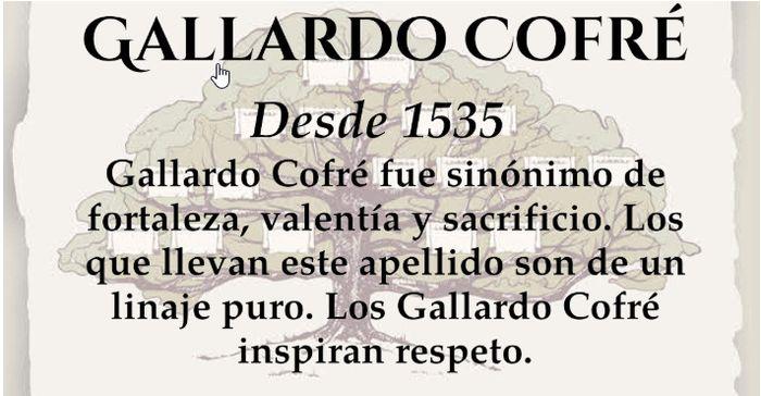 Seremos la familia Gallardo Cofré 2