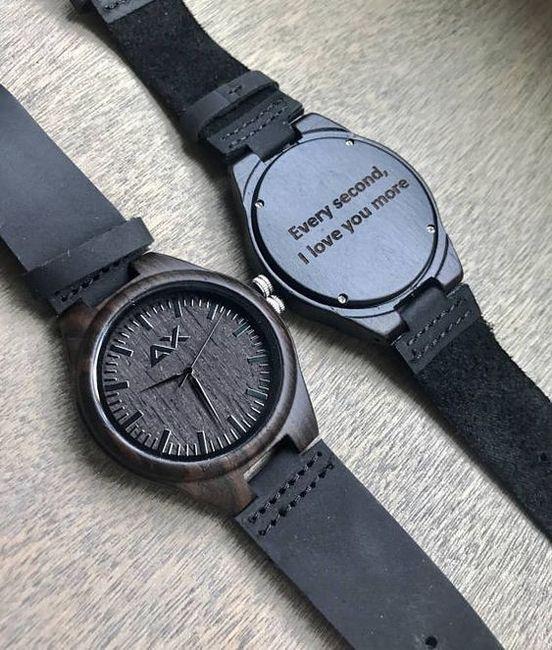 Frase de amor en un reloj: ¿Qué frase le pondrías a tu AMOR? 2