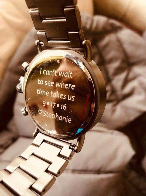 Frase de amor en un reloj: ¿Qué frase le pondrías a tu AMOR? 4
