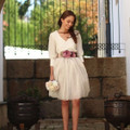 18 looks de novia para matrimonio civil