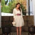 18 looks de novia para el civil