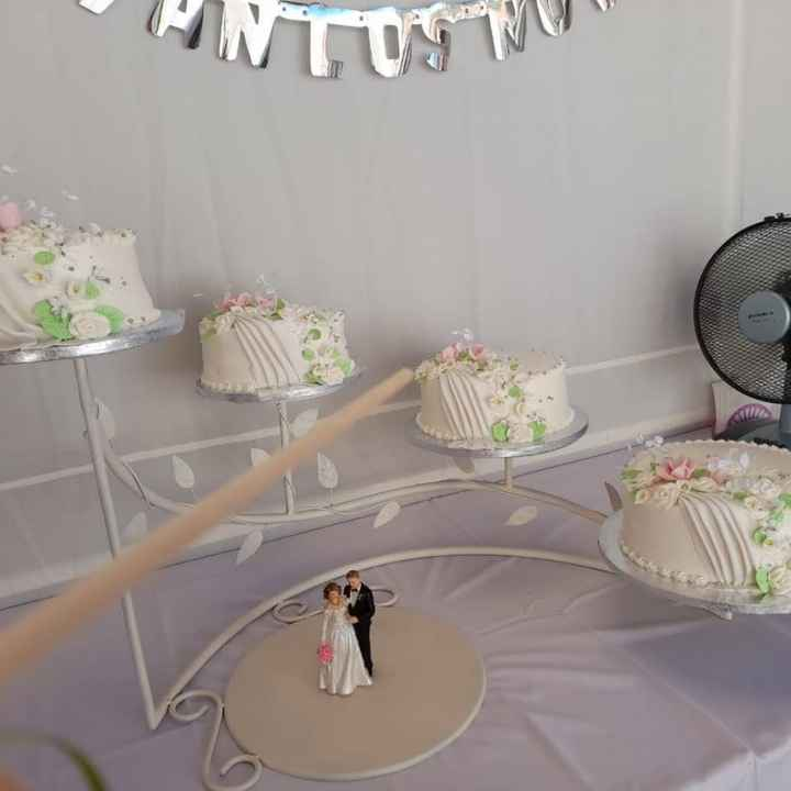 Tu torta: ¿En pisos, separadas o individuales? - 1