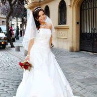 Les presento el vestido mas importante de mi vida - 3