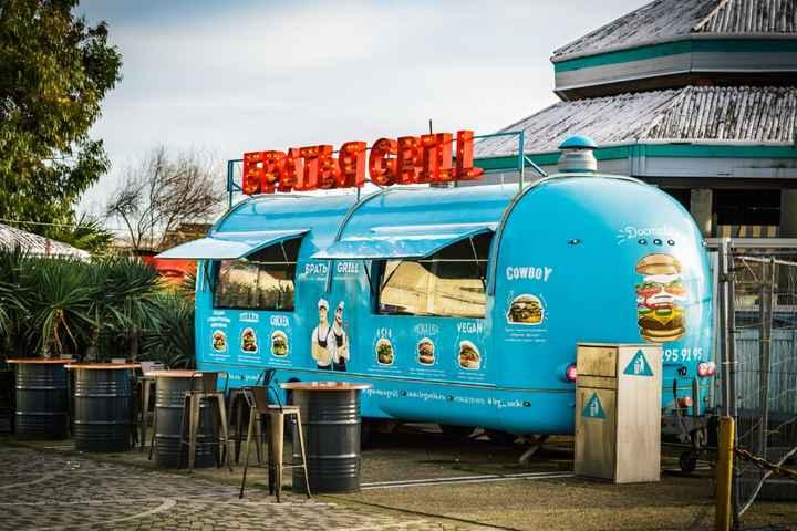 De estos 4 Food-truck, ¿a cuál le dirías SÍ, ACEPTO? - 1