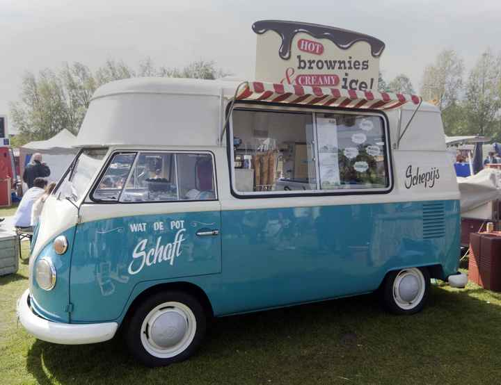 De estos 4 Food-truck, ¿a cuál le dirías SÍ, ACEPTO? - 2