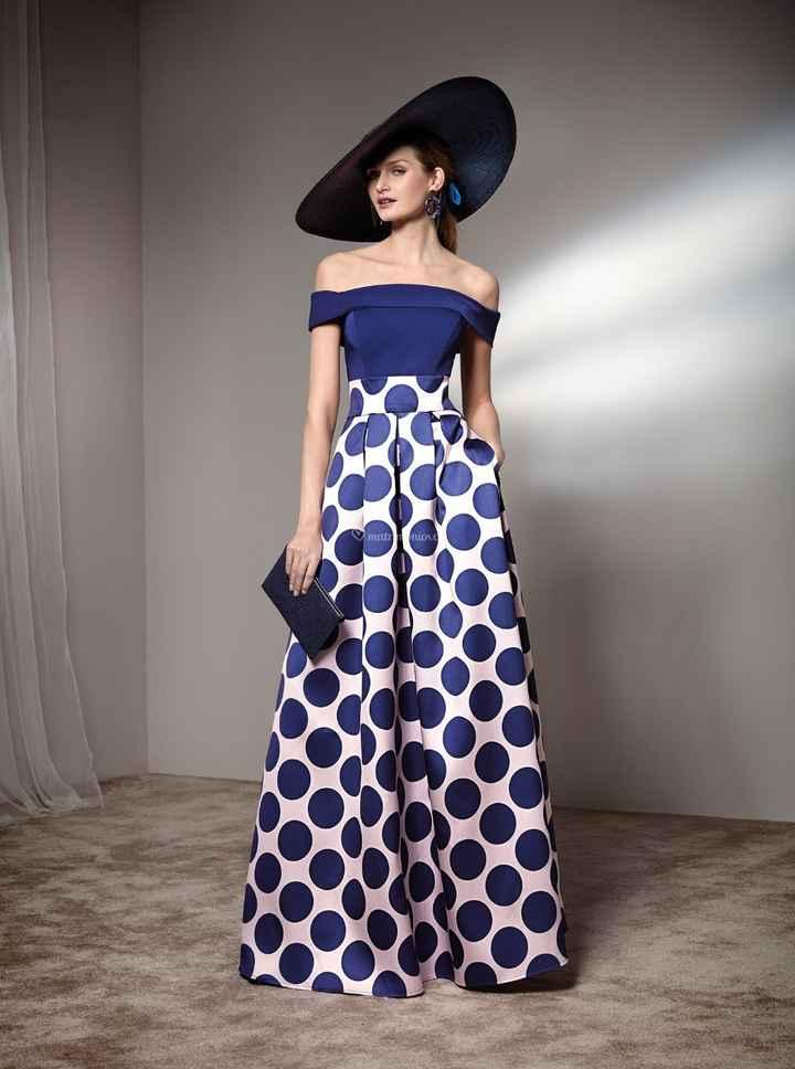 De tarde, ideal un vestido estampado - 12