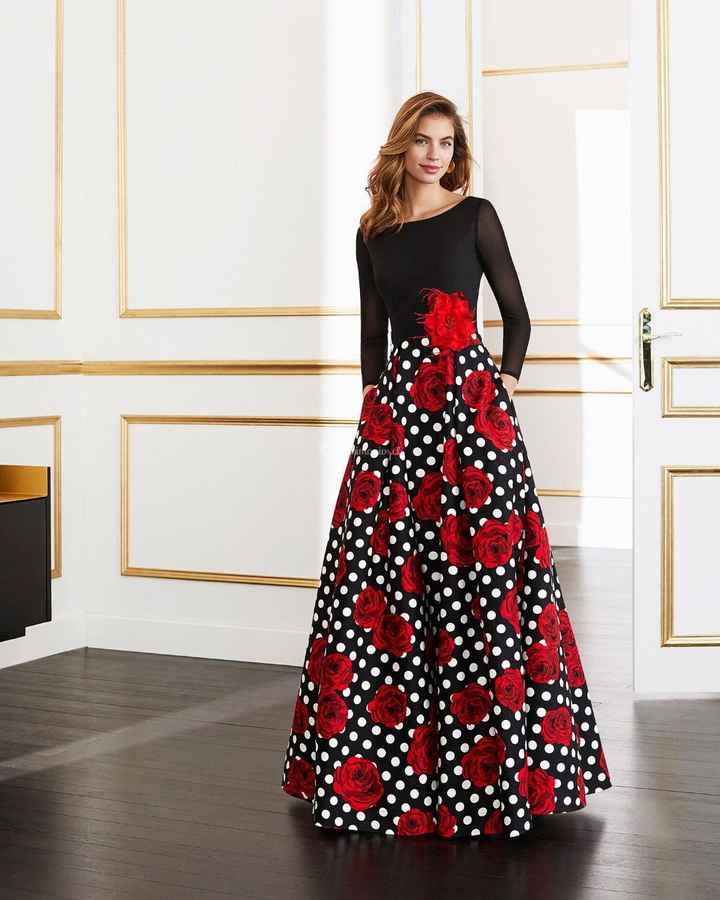 De tarde, ideal un vestido estampado - 15